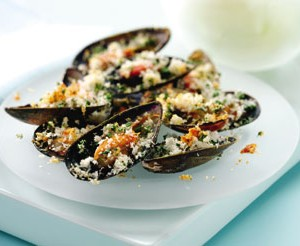 mussels-with-ginger-pesto